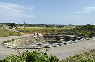 地下水保全 IMAGE 資源リサイクルセンター外観画像